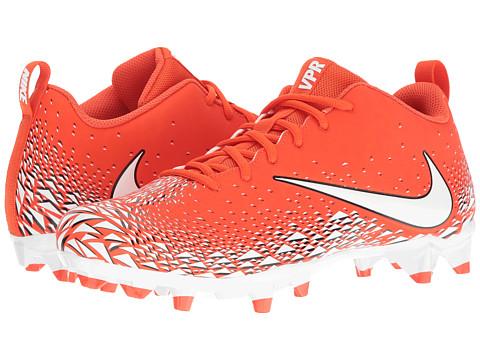 Nike Vapor Varsity Low TD - Team Orange/White/Black/White