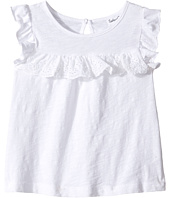 Splendid Littles - Short Sleeve Flutter Sleeve Knit Top (Infant)