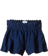 Splendid Littles - Indigo Lace Waistband Shorts (Infant)