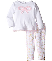 Kate Spade New York Kids - Bow Top and Leggings Set (Infant)