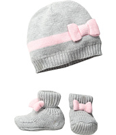 Kate Spade New York Kids - Cap & Bootie Gift Set (Infant)