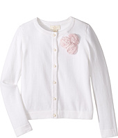 Kate Spade New York Kids - Rosette Cardigan (Little Kids/Big Kids)