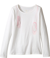 Kate Spade New York Kids - On Pointe Tee (Little Kids/Big Kids)