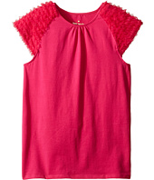 Kate Spade New York Kids - Ruffle Tee (Little Kids/Big Kids)