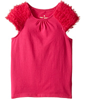 Kate Spade New York Kids - Ruffle Tee (Toddler/Little Kids)