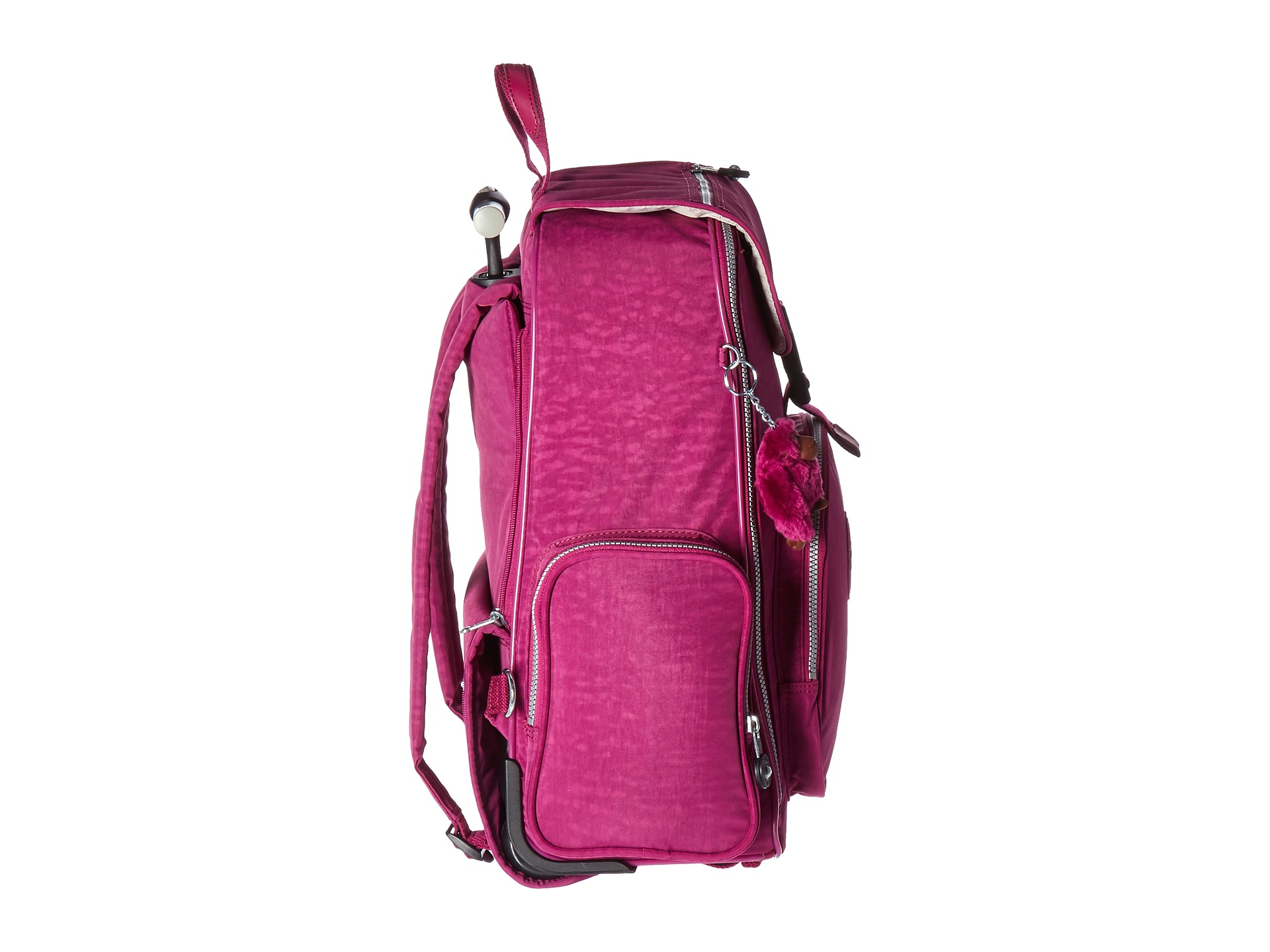 Kipling Alcatraz II Backpack With Laptop Protection Purple ...