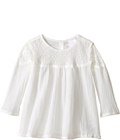 Kardashian Kids - Lace Yoke Cotton Top (Infant)