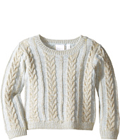 Kardashian Kids - Chunky Cable Knit Sweater (Infant)