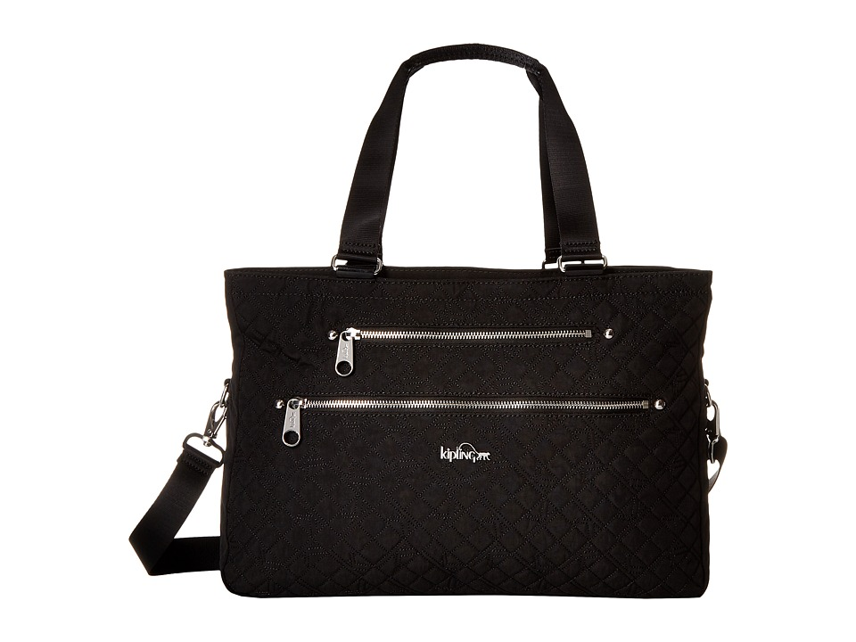 Kipling Juliana East/West Tote (Black) Tote Handbags