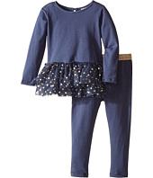 Kardashian Kids - Dot Tu Tu Top & Leggings Two-Piece Set (Infant)