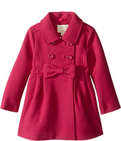 Kate Spade New York Kids - Fit & Flare Coat (Toddler/Little Kids)