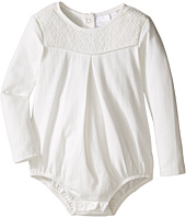 Kardashian Kids - Bodysuit with Lace Yoke (Infant)