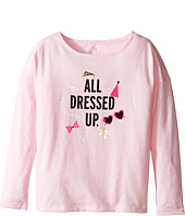 Kate Spade New York Kids - All Dressed Up Tee (Little Kids/Big Kids)