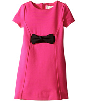 Kate Spade New York Kids - Ponte Bow Dress (Toddler/Little Kids)