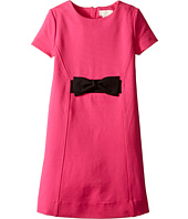 Kate Spade New York Kids - Ponte Bow Dress (Little Kids/Big Kids)