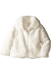 Kate Spade New York Kids - Faux Fur Jacket (Toddler/Little Kids)
