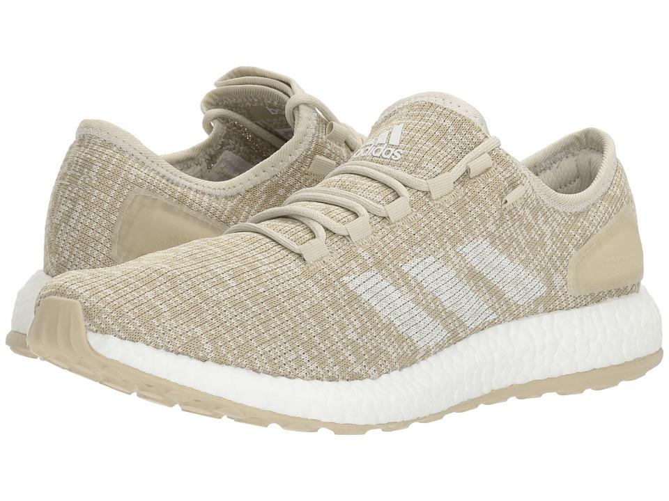 adidas Running PureBOOST (Clear Brown/Chalk White/Clay Brown) Men