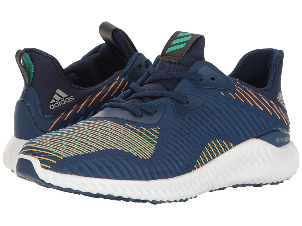 adidas Running Alphabounce EM (Mystery Blue/Clear Onix/White) Men