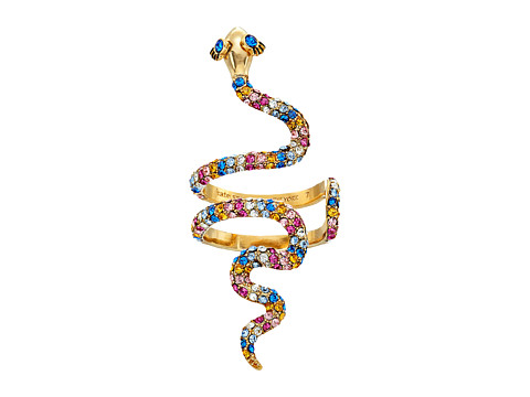 Kate Spade New York Spice Things Up Snake Ring
