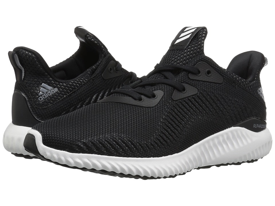 Adidas Running - Alphabounce (Core Black/Footwear White/U...