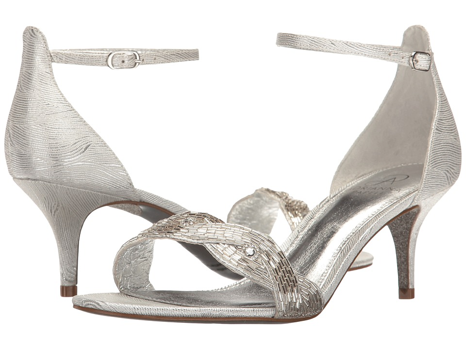 Adrianna Papell Aerin (Silver) High Heels