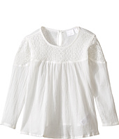 Kardashian Kids - Lace Yoke Cotton Top (Toddler/Little Kids)
