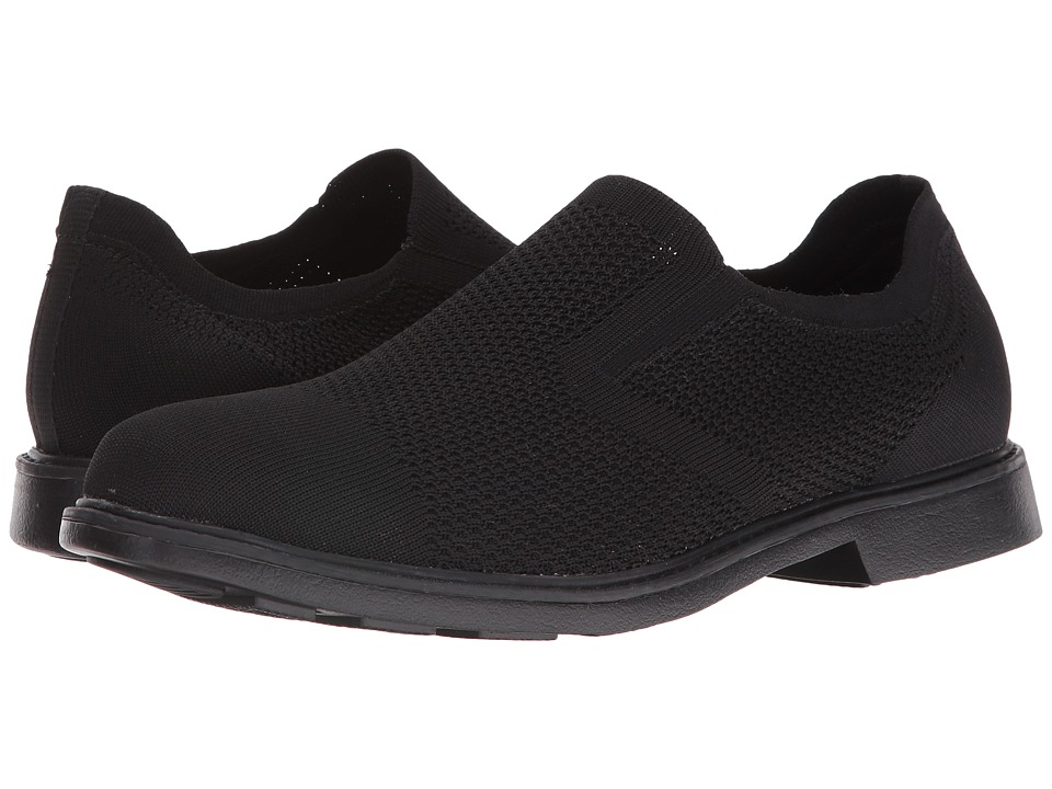 Mark Nason - Monza (Black Dressknit/Black Welt/Black Bottom) Mens Shoes