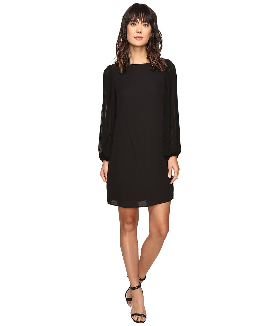 Christin Michaels Christin Michaels - Orpington Pleated Sleeve Dress