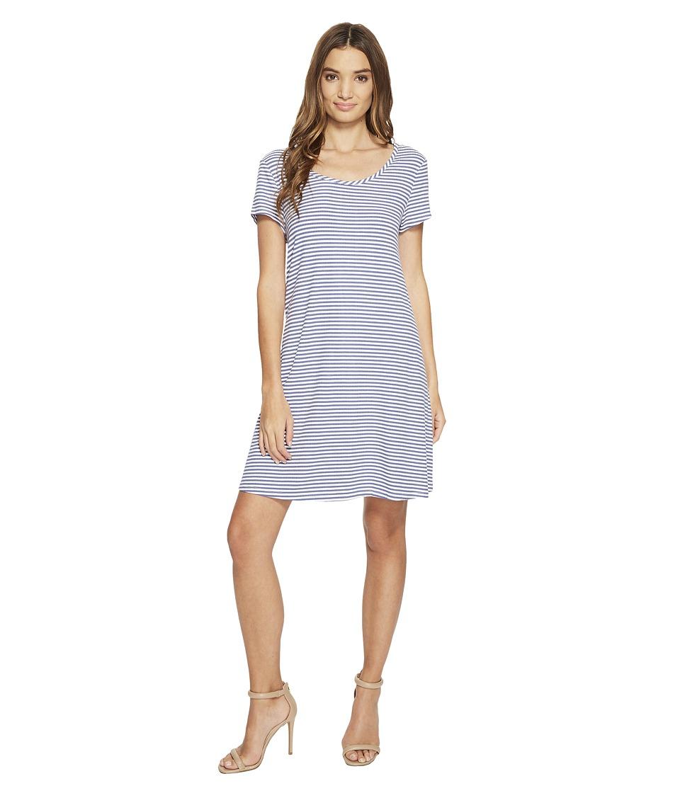 Christin Michaels - Victoria Striped Dress