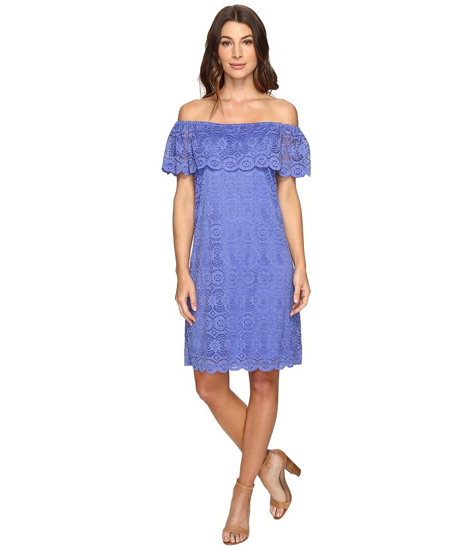 Christin Michaels - Erie Lace Dress