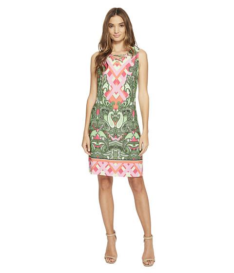 Christin Michaels Mordred Lace Shift Dress