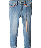 Lucky Brand Kids - Zoe Jeans w/ Embroidery (Toddler)