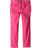 Lucky Brand Kids - Colored Zoe Jeans in Magenta (Little Kids)