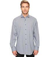 Thomas Dean & Co. - Long Sleeve Multi Check Sport Shirt