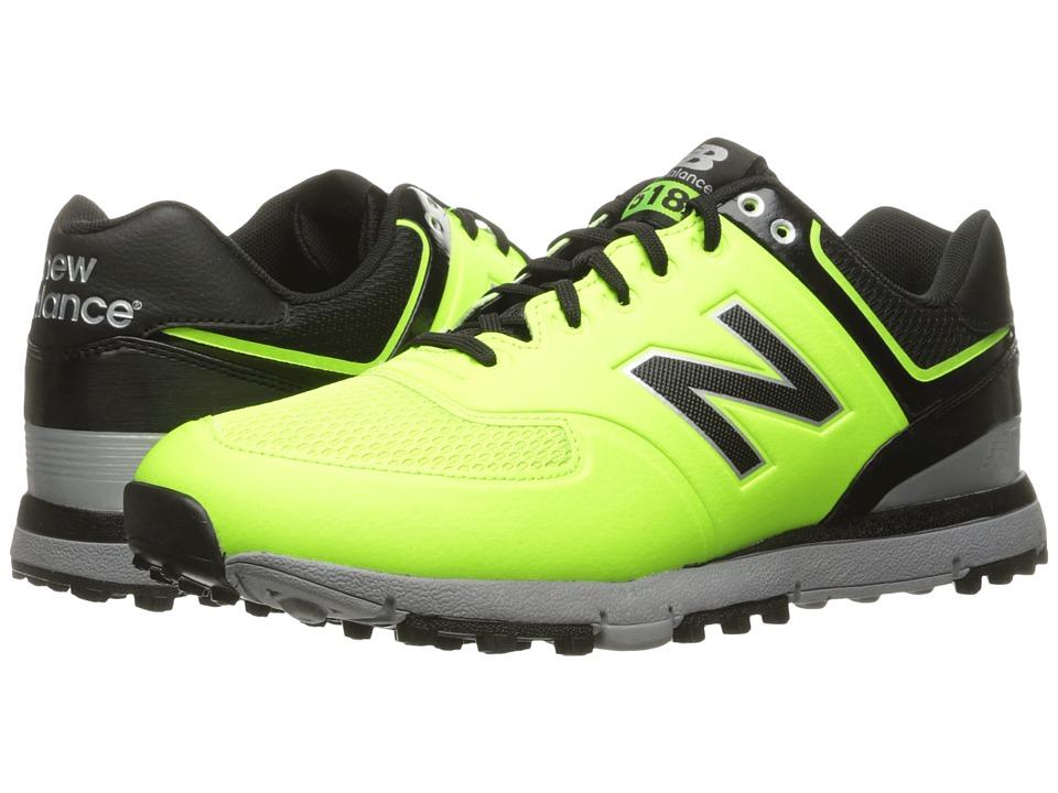 New Balance Golf NBG518 (Lime) Men