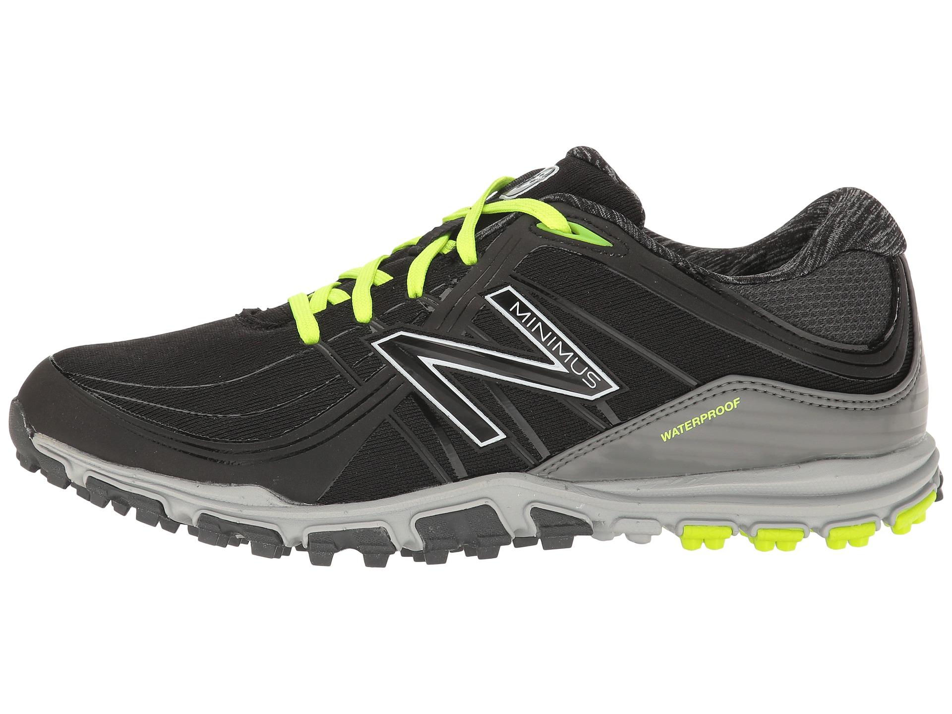 New Balance Minimus  Spikeless Golf Shoes Zappos