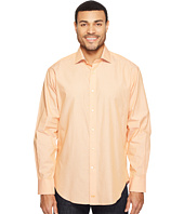 Thomas Dean & Co. - Long Sleeve Mini Stripe Sport Shirt