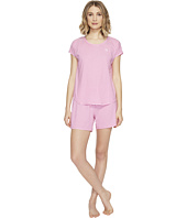 LAUREN Ralph Lauren - Short Sleeve Boxer PJ Set