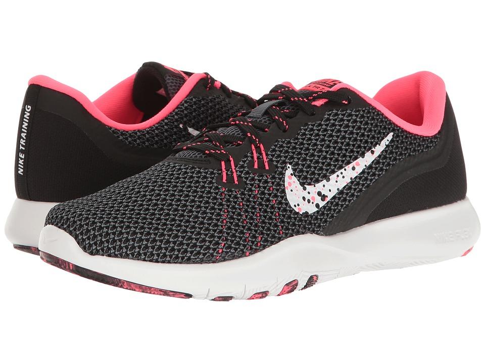 Nike Flex Trainer 7 BTS (Black/White/Racer Pink/Dark Grey...
