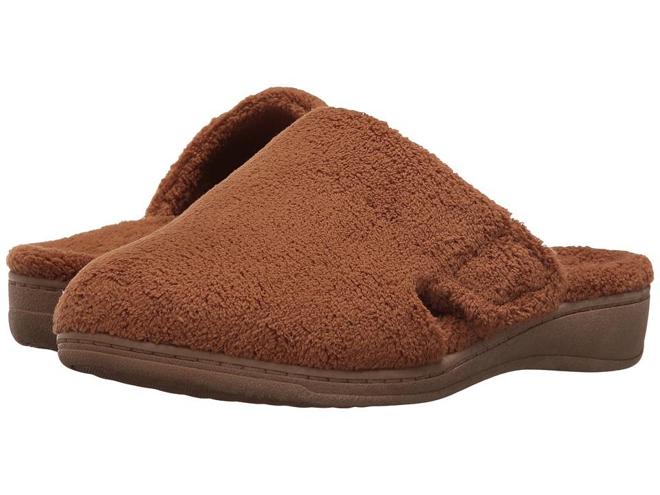 Vionic Gemma (Chestnut) Women's Slippers