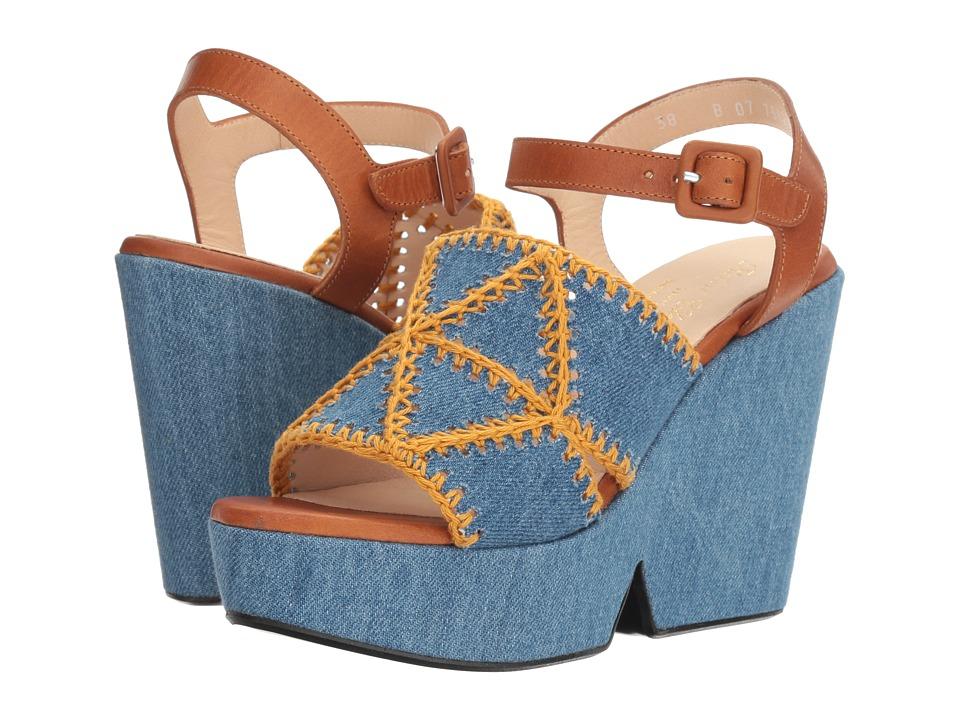 Robert Clergerie - Dochett (Denim) Women's Shoes