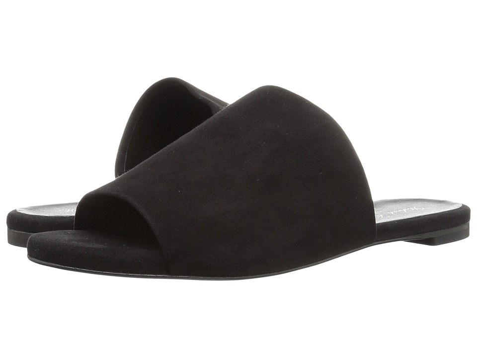 Robert Clergerie Gigy (Black Suede) Women's Shoes