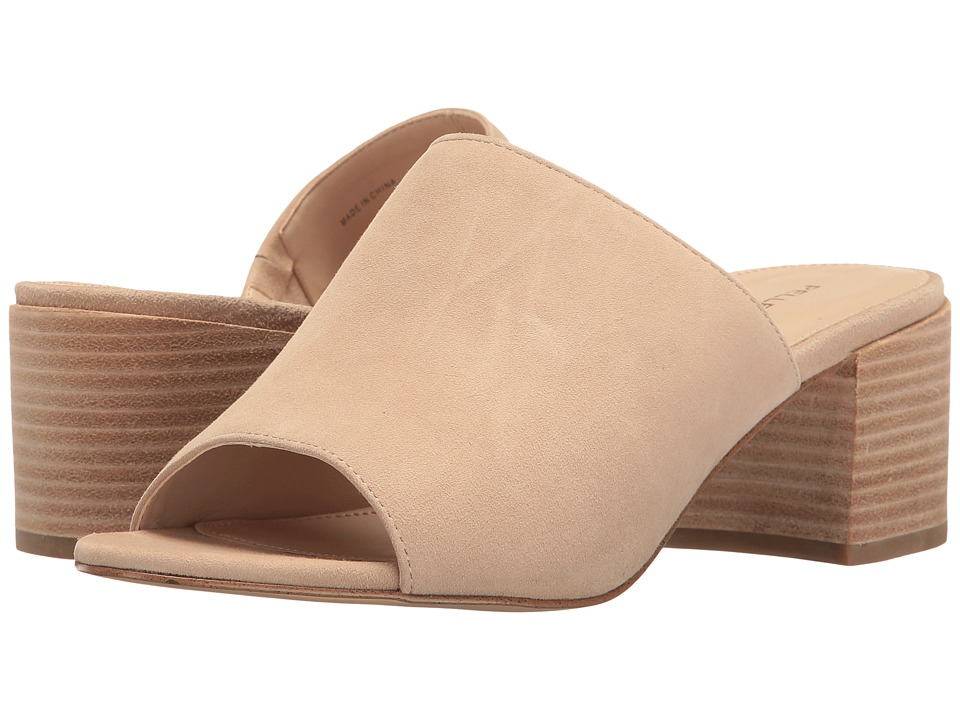 Pelle Moda Union (Sand Suede) High Heels
