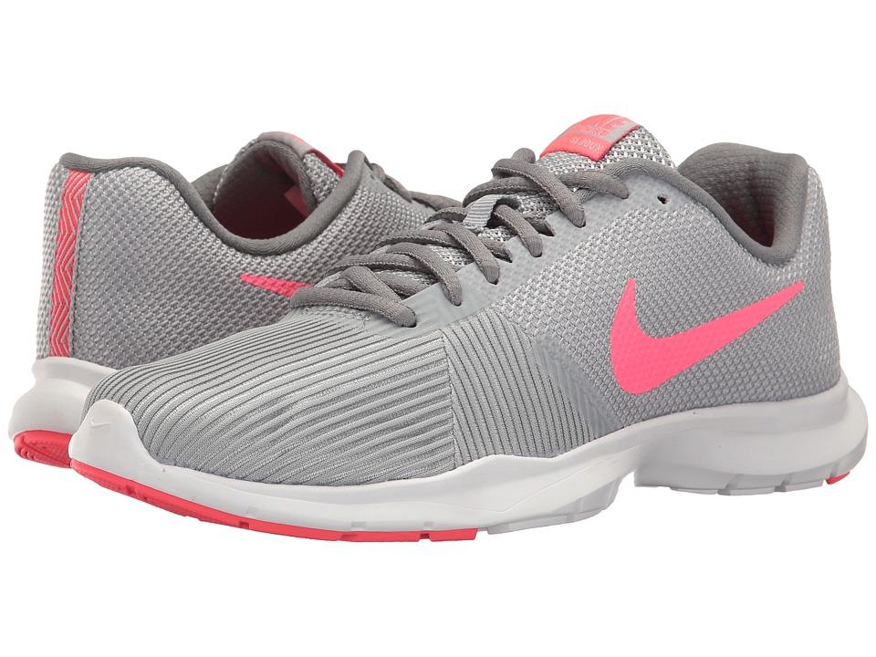 Nike Flex Bijoux (Wolf Grey/Racer Pink/Cool Grey) Women