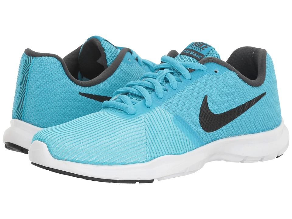 Nike Flex Bijoux (Chlorine Blue/Black/Still Blue) Women