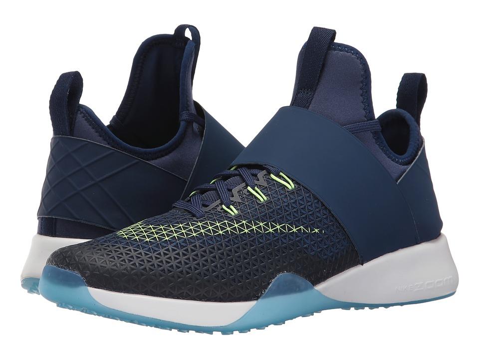 Nike Air Zoom Strong (Binary Blue/Ghost Green/Blue Glow/White) Women