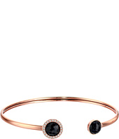 Fossil - Shimmer Glass Stone Flex Bangle Bracelet