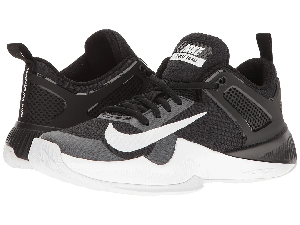 Nike Air Zoom Hyperace (Black/White) Women's Cross Traini...