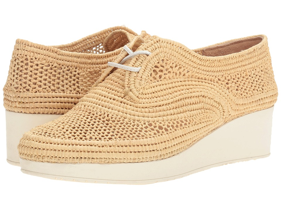 Clergerie - Vicolem (Natural Rafia) Womens Shoes