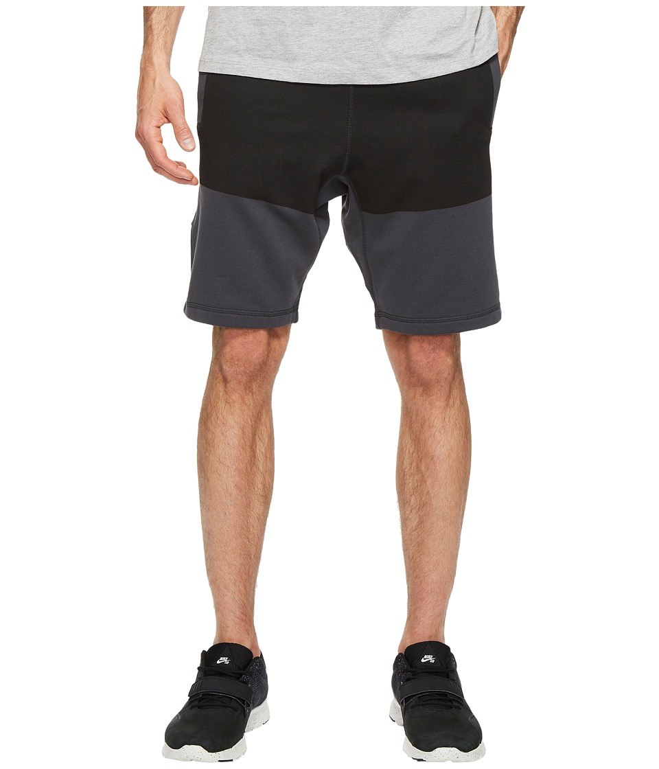 Nike SB SB Everett Shorts Stripe (Anthracite/Black) Men